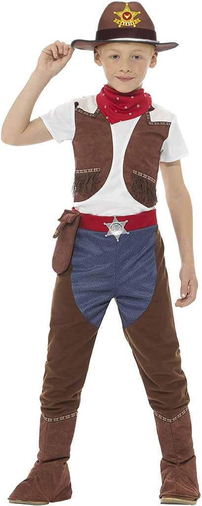 Smiffys Deluxe Cowboy Costume