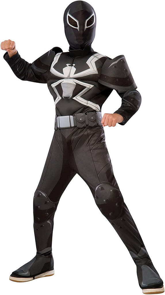 Rubie's Ultimate Spider-Man Agent Venom Deluxe Children's Costume