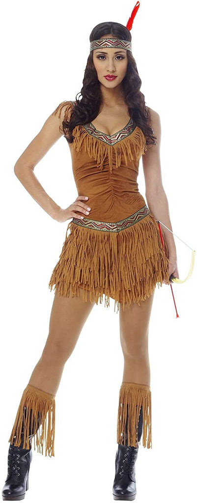 Indian Maiden Sexy Costume
