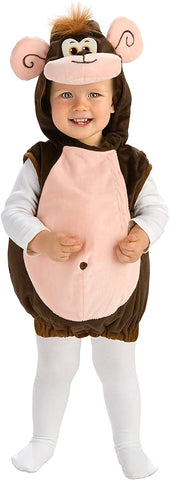 Rubie's Deluxe Baby Monkeyin' Around Costume