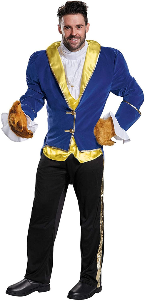 Disguise Beauty and The Beast Men's Beast Prestige Costume