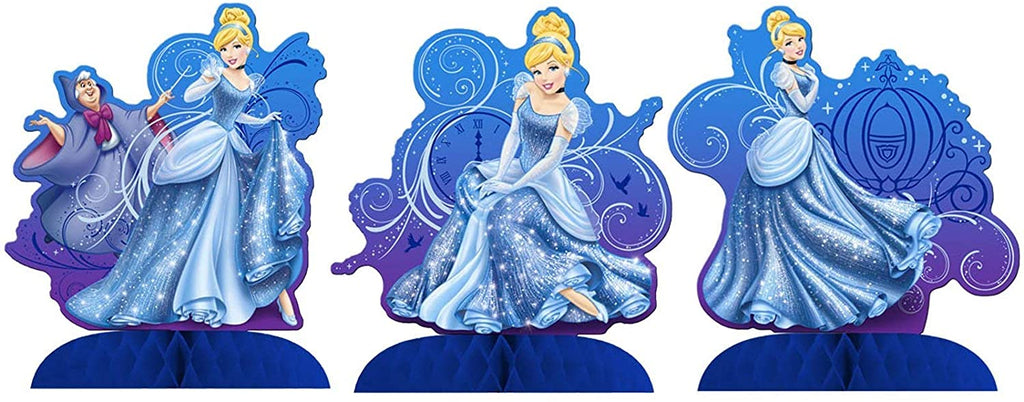 Cinderella Sparkle Centerpiece Kit