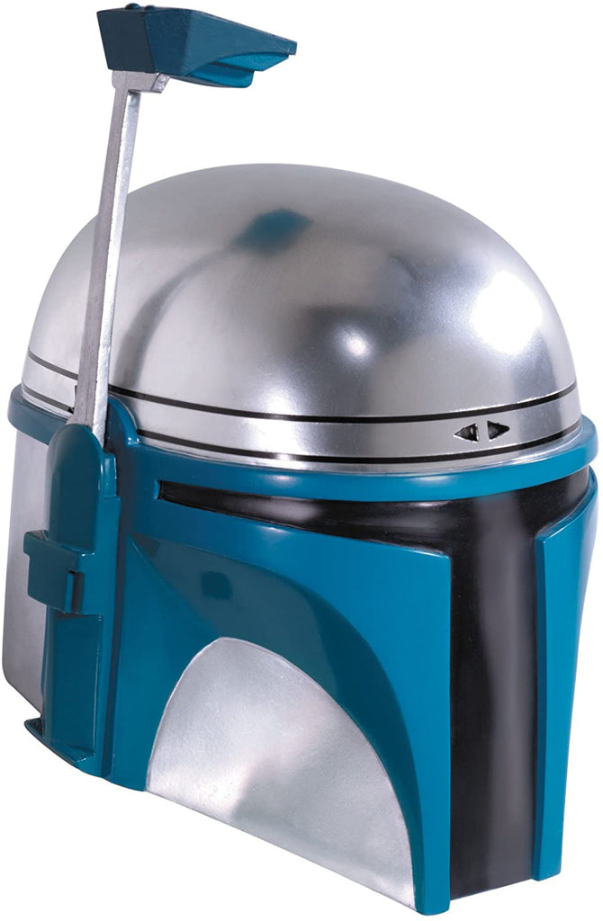 Rubie's mens Jango Fett Helmet Costume, As Shown, One Size US