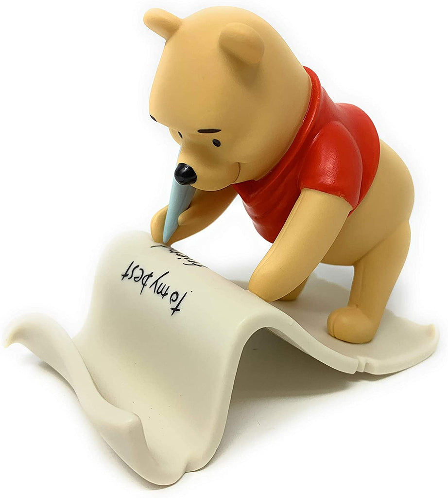 Disney Pooh & Friends - Pooh Spells Friendship Y-O-U Figurine