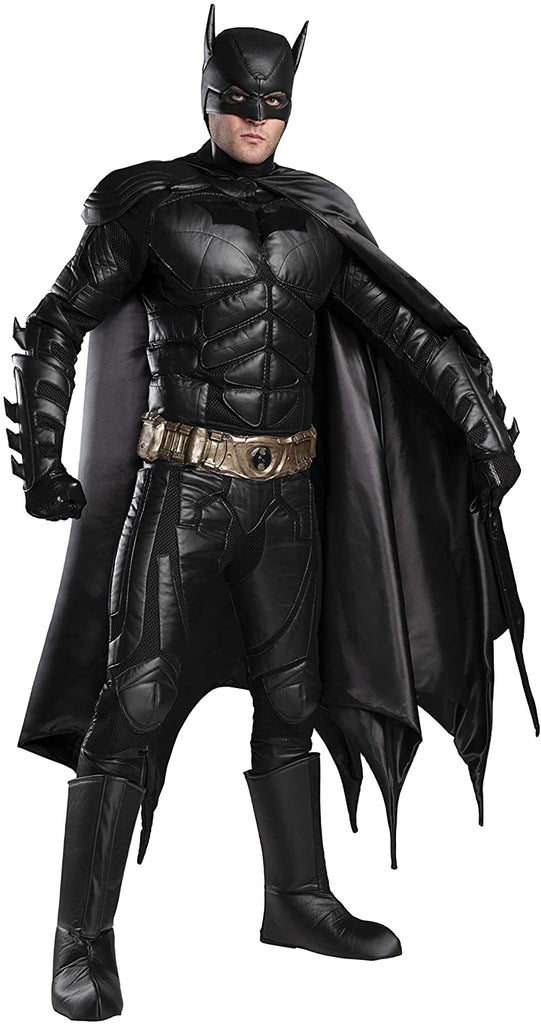 Charades Men's Dc Comics Dark Knight Batman Costume