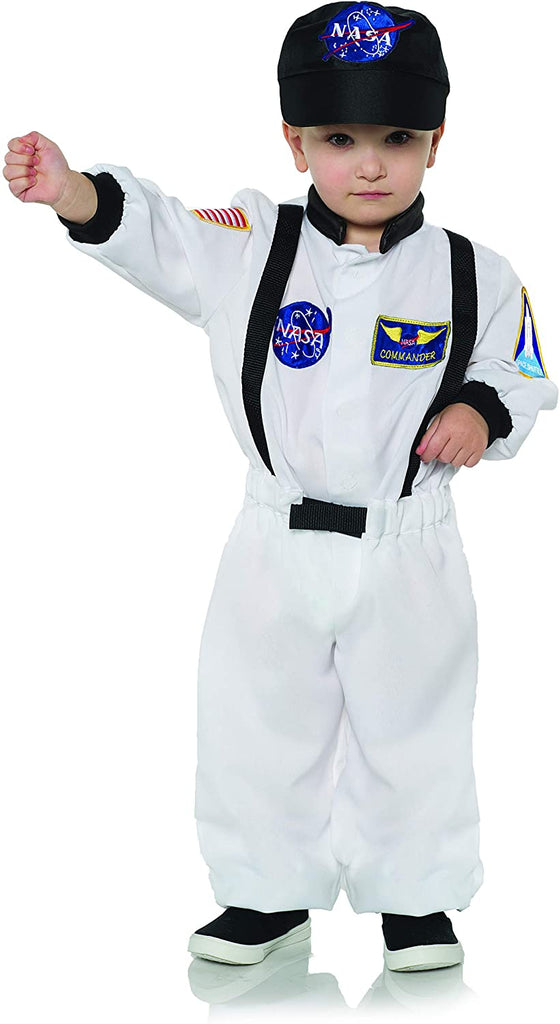 Underwraps Astronaut Toddler Costume Large 2-4 T