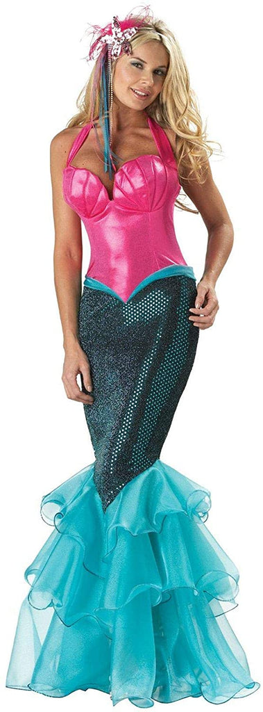 In Character Costumes Mermaid Adult Small