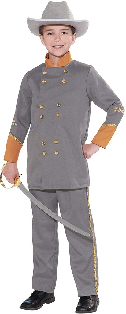 Forum Novelties Confederate Officer Child's Costume