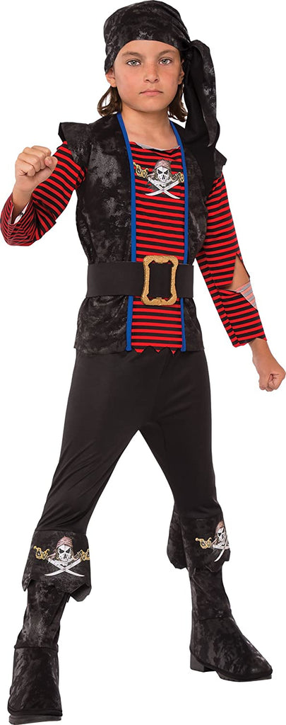 Rubie's Costume Child's Rogue Pirate Costume, Large, Multicolor
