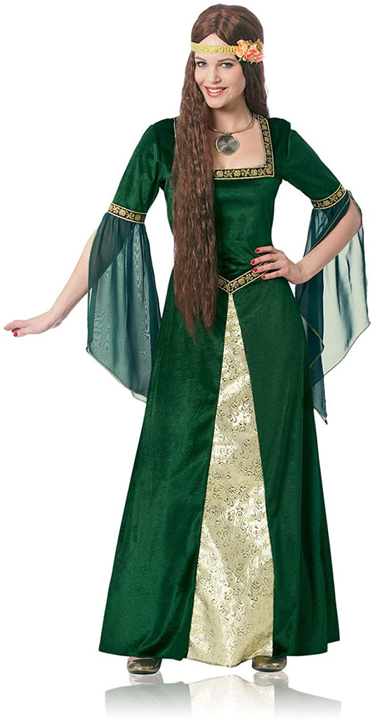 Costume Culture Women's Plus-Size Renaissance Lady Costume Extra Large
