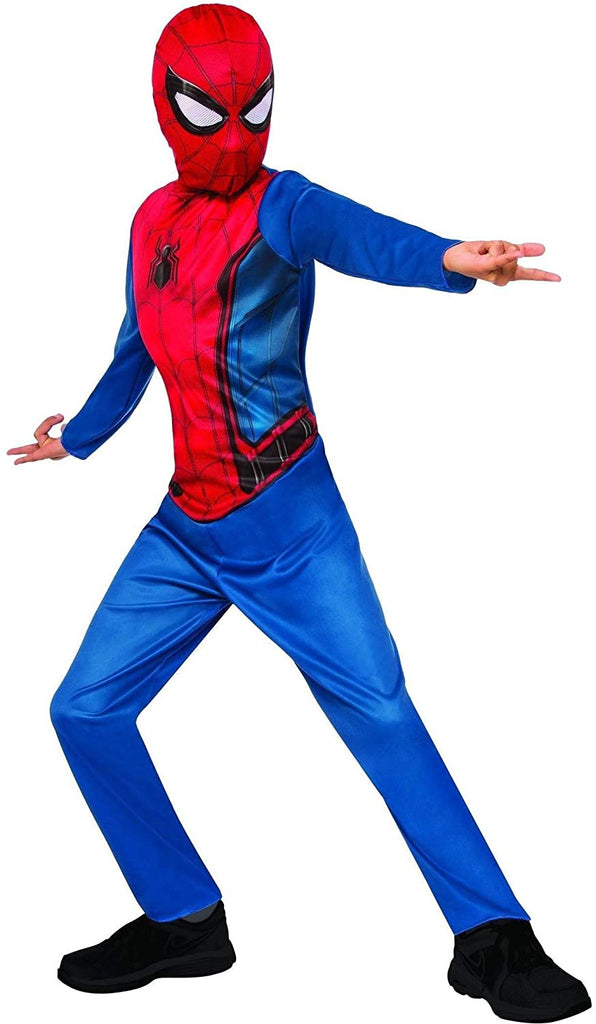 Rubie's Costume Marvel Spider-Man Homecoming Child's Costume and (Large for (8 to 10))