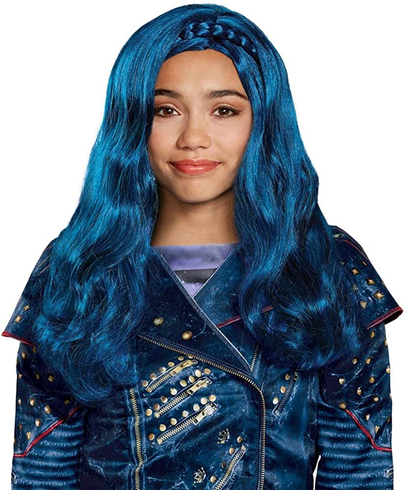 Disguise Inc - Disney's Descendants 2: Evie Child Wig