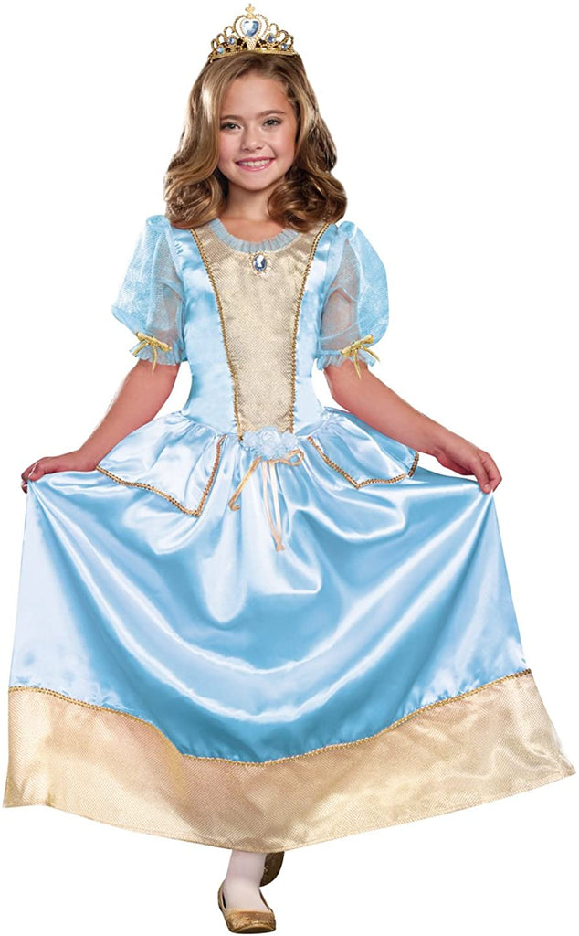 SugarSugar Fairytale Princess Costume, One Color, Medium