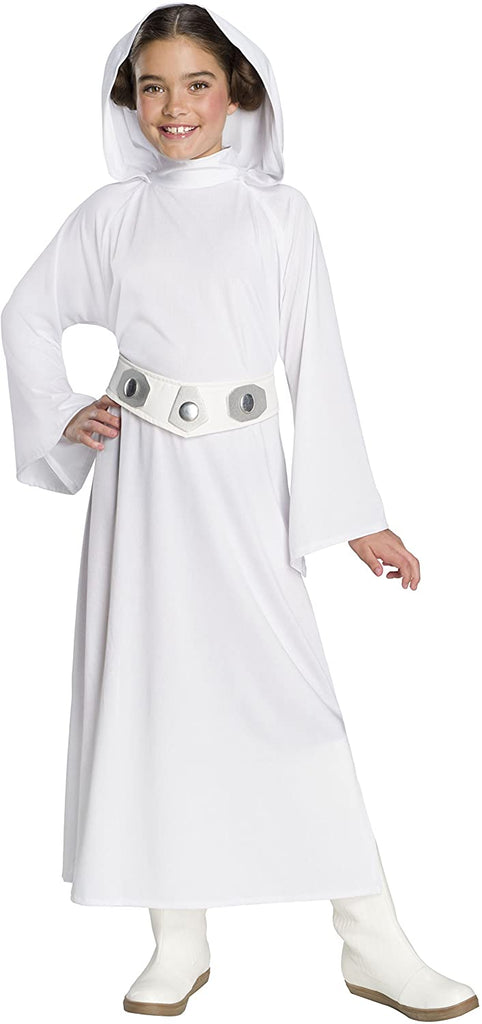 Rubie's Star Wars: Forces of Destiny Child's Deluxe Princess Leia Costume