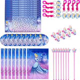 Hallmark Birthday Party Cinderella Party Favor Pack