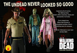 The Walking Dead Deluxe Adult Decomposed Zombie Costume