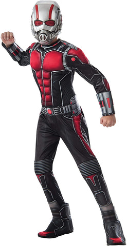 Ant-Man Deluxe Costume, Child's Large