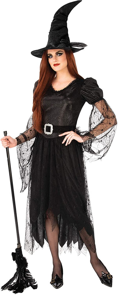 Rubie's womens Witch of Darkness Adult Sized Costumes, As Shown, Large US
