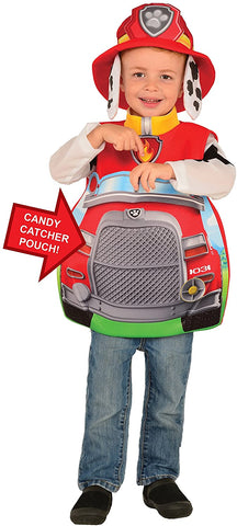 Rubie's Paw Patrol 3D Marshall Candy Catcher Child Costume