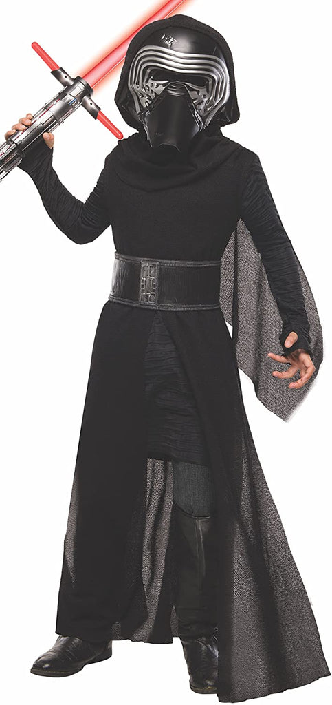 Rubie's Boys Super Deluxe Kylo Ren Star Wars Costume