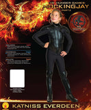 Rubie's Rebel Mockingjay Part 1 The Hunger Games Deluxe Katniss Costume