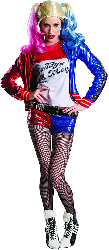 Charades Women's Suicide Squad Harley Quinn Costume