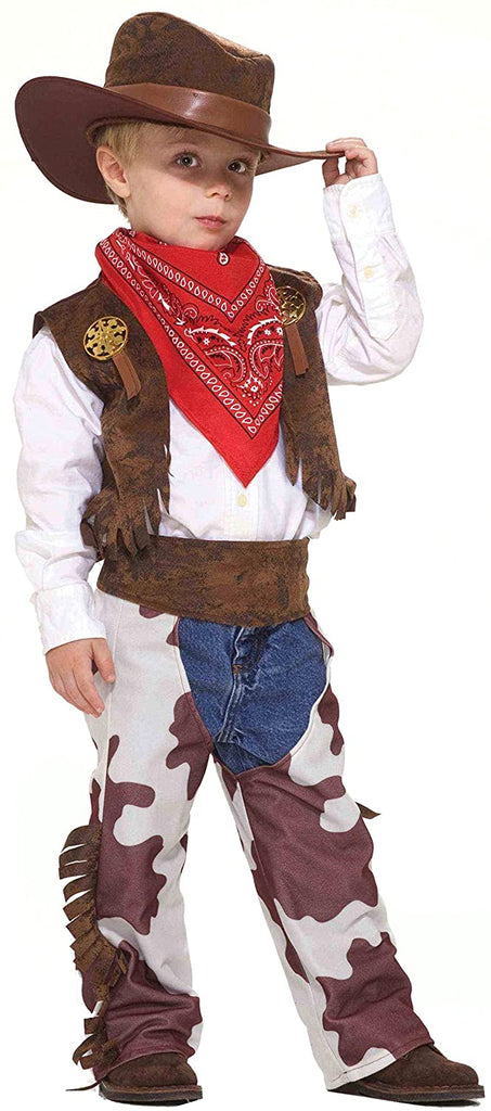 Forum Novelties Child's Cowboy Kid Costume