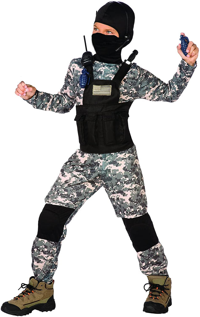 Palamon Navy Seal Costume