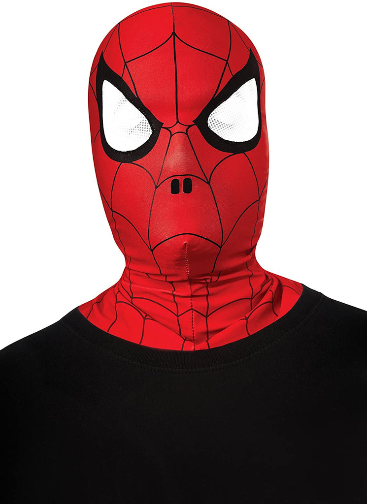 Rubie's - Spiderman Fabric Mask Child
