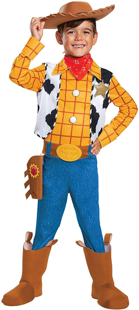 Toy Story Toddler Woody Deluxe Costume