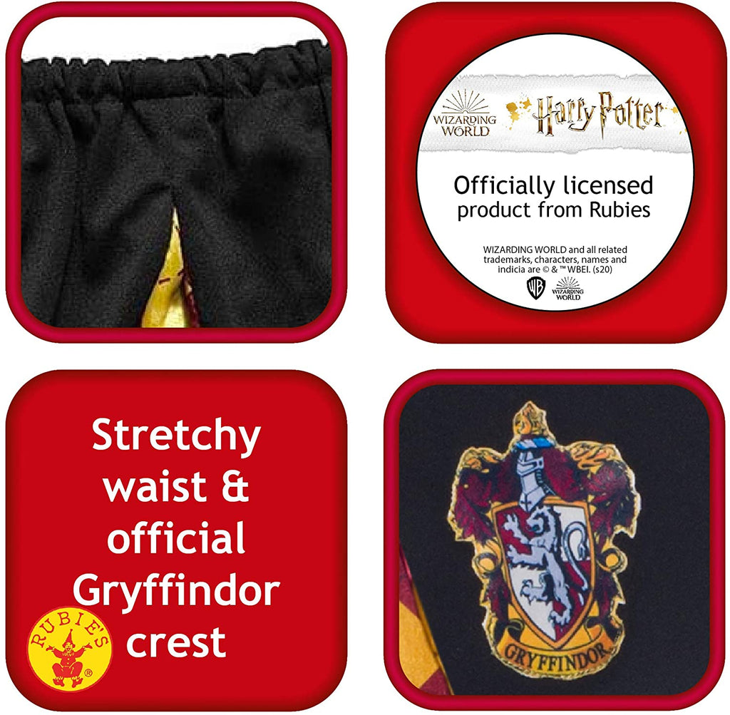 Harry Potter Gryffindor Skirt Child Costume