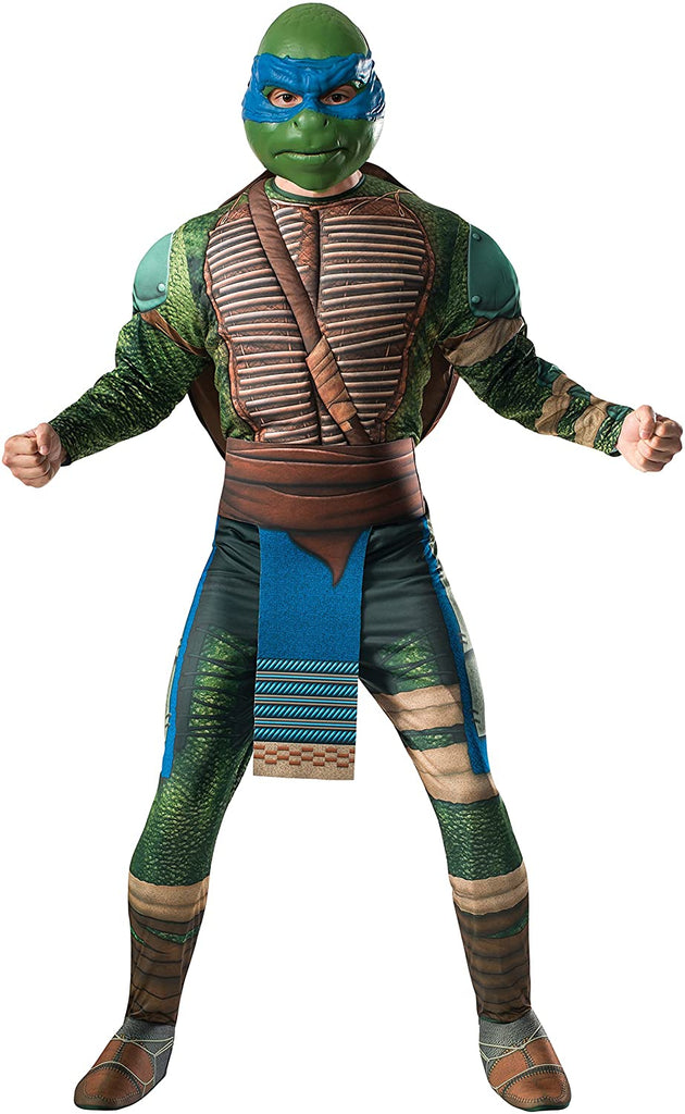 Rubie's Costume Men's Teenage Mutant Ninja Turtles Movie Deluxe Adult Muscle