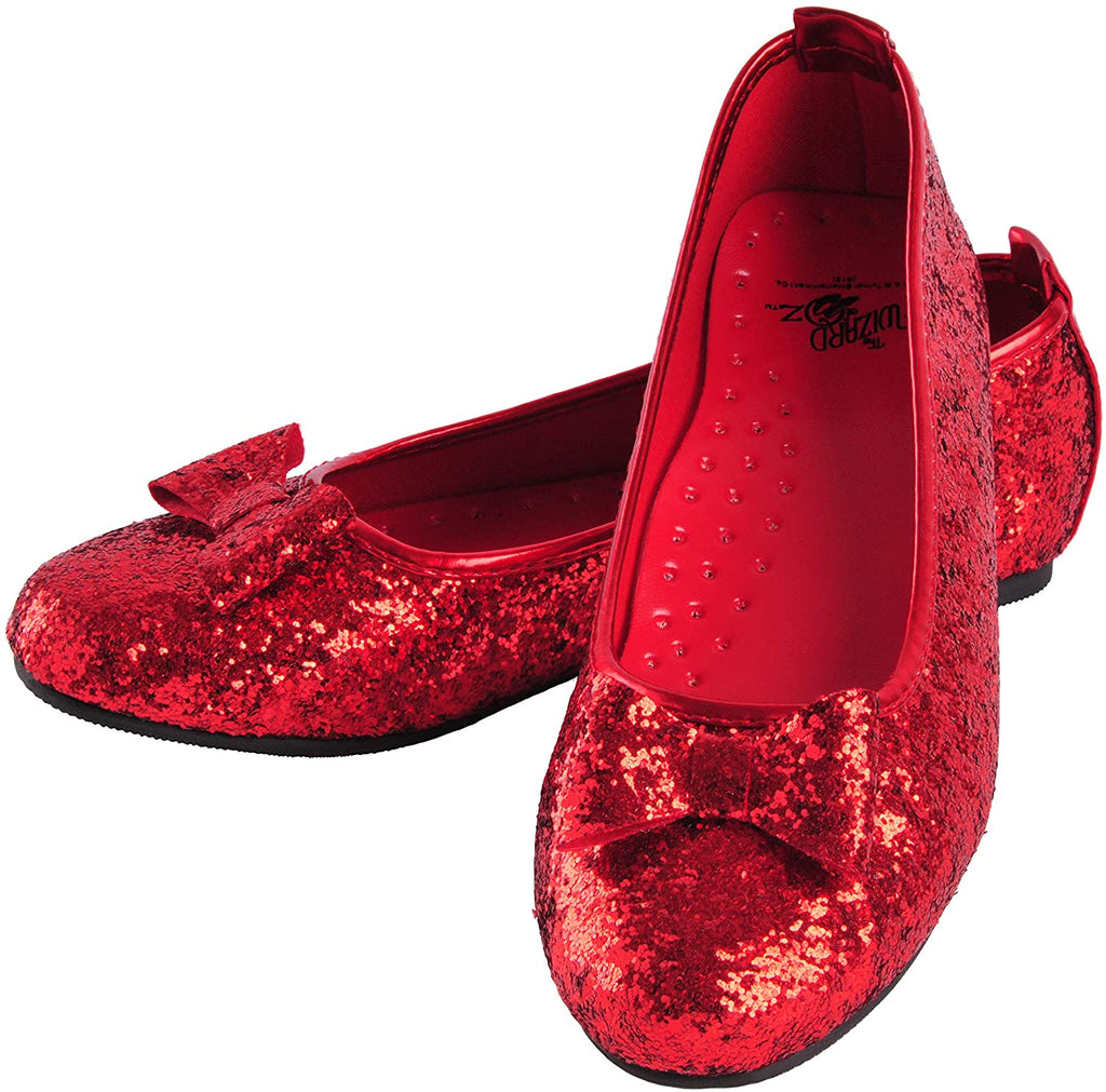 Rubie's Women's Wizard of Oz, Deluxe Adult Dorothy Sequin Shoes