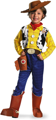 Woody Deluxe Child - Size: S (4-6)