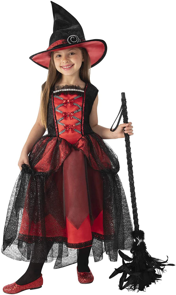 Rubie's Girl's Ruby Witch Costume