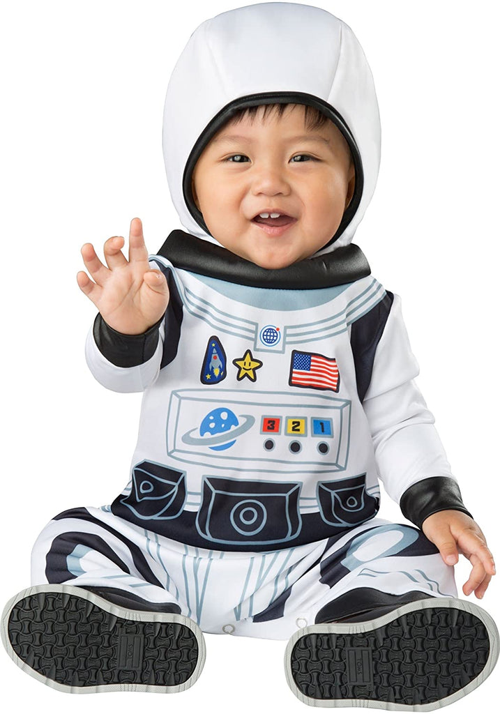 Fun World Astronaut Tot Infant Costume
