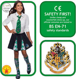 Harry Potter Slytherin Skirt Child Costume