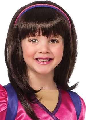 Rubies Dora and Friends Dora the Explorer Wig, Child Size