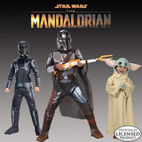 Rubie's Men's Star Wars The Mandalorian Costume and Mask