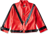 Charades Michael Jackson Thriller Children's Costume Jacket, Large