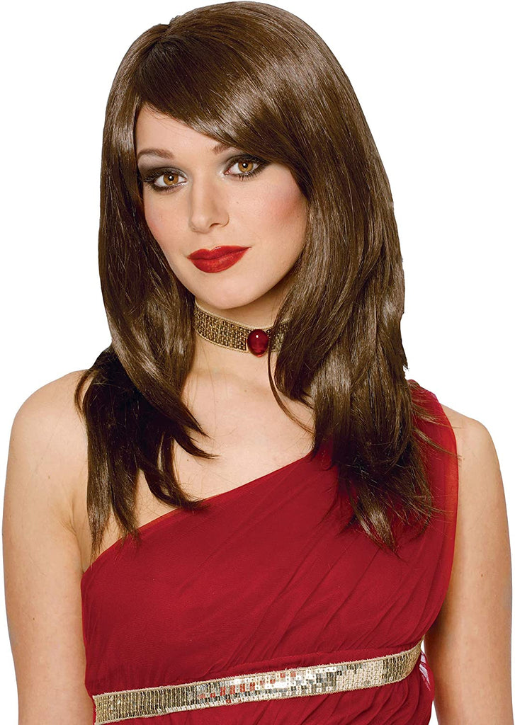 Franco Sharon Adult Costume Wig