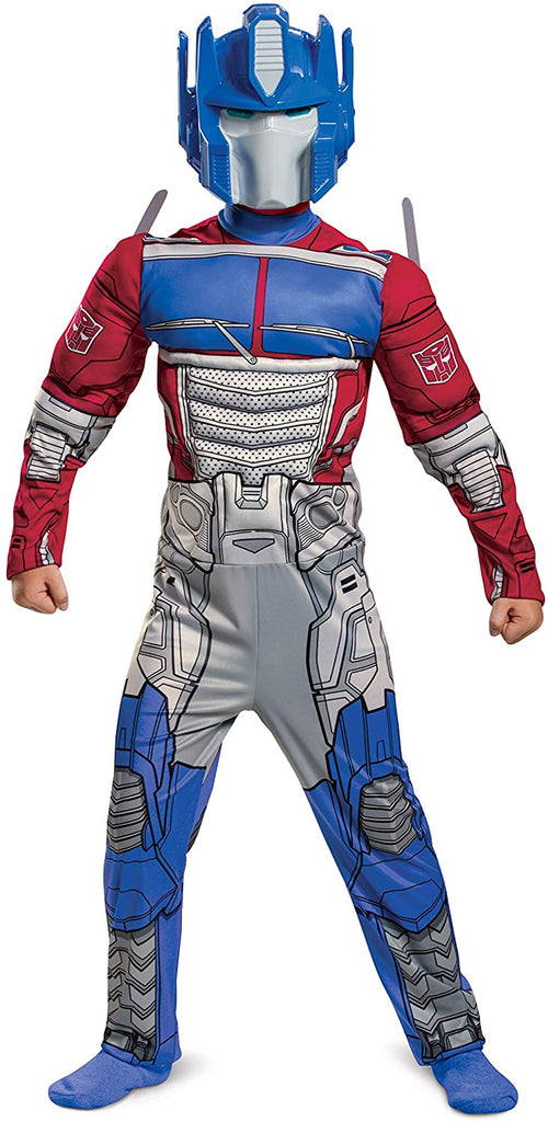 Transformers Muscle Optimus Prime Costume for Kids