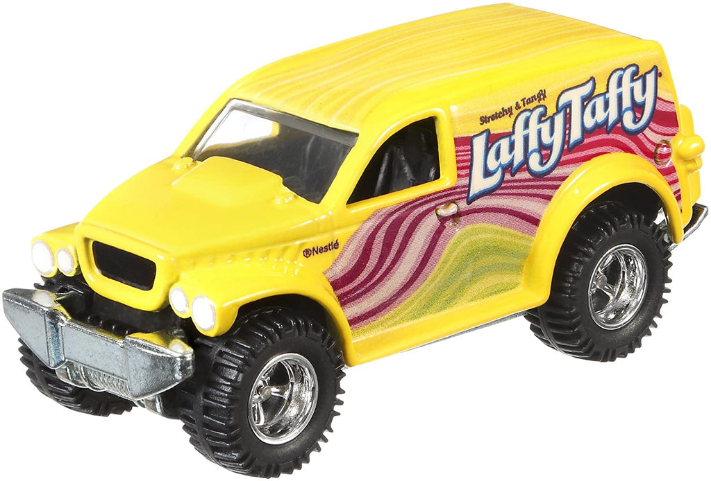 Hot Wheels Power Panel Vehicle