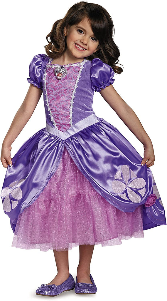 Disney Junior Sofia The First Next Chapter Deluxe Girls' Costume