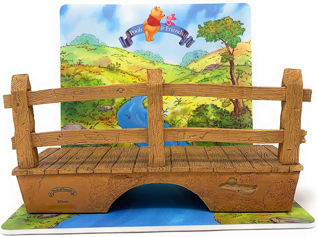 Disney Pooh & Friends Bridge Display Stage