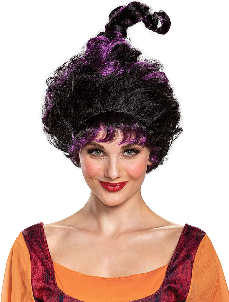 Disguise Hocus Pocus Deluxe Mary Wig for Adults