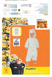 Despicable Me 3 - Fluffy Toddler Costume