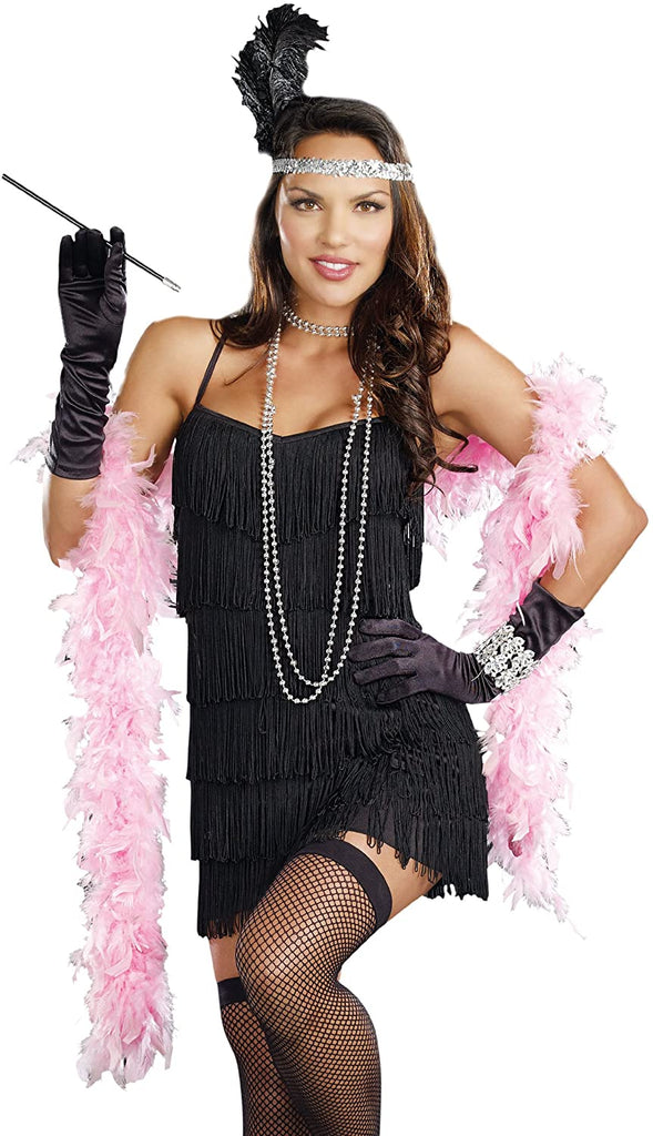Dreamgirl Women's Flapper Costume