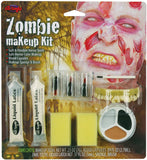 Fun World Scary Zombie Makeup Kit - ST