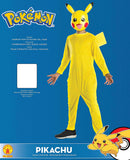 Rubie's Pokemon Child's Pikachu Costume, Large